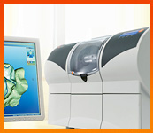 Metal free Ceramic Crowns in one dental visit (Cerec technology)